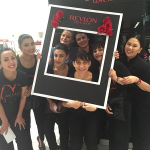 Signature Team at Revlon