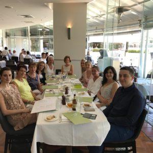 100 Club at Signature Team Lunch